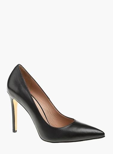 Divarese Stiletto Ayakkabı Siyah